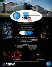 CERVOTube 2020 poster