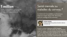 Michel Maziade dans La Presse+