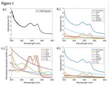 DePaoli DT, Tossou P, Parent M, Sauvageau D, Côté DC. Convolutional Neural Networks for Spectroscopic Analysis in Retinal Oximetry. Scientific Reports. 2019;9(1):11387 Figure 1