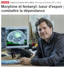 Yves De Koninck interview in Le Soleil
