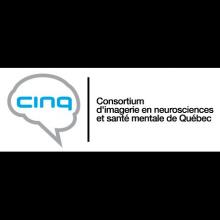 Logo du Consortium d'imagerie en neuroscience et santé mentale de Québec