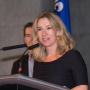 Eugénie Brouillette, Vice-rectrice à la recherche, à la création et à l'innovation, Université Laval