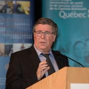 André Parent, chercheur au Centre de recherche CERVO