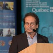 Michel Maziade, chercheur et fondateur du centre de recherche CERVO