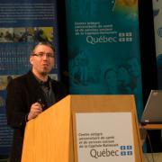 Benoit Labonté, chercheur au centre de recherche CERVO