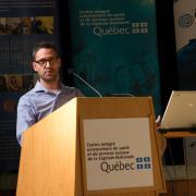 Christophe Proulx, chercheur au Centre de recherche CERVO