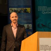 Pierre Marquet, chercheur au Centre de recherche CERVO