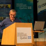 Martin Deschênes, Chercheur au Centre de recherche CERVO