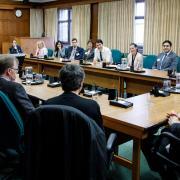 Le premier ministre Justin reçoit les lauréats des prix du CRSNG à Ottawa